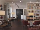 Кафе Bookcafé