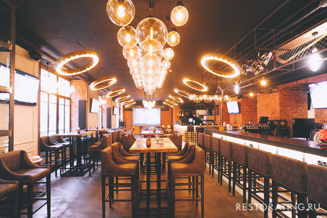 Larionov Grill & Bar: Живая музыка и подарки