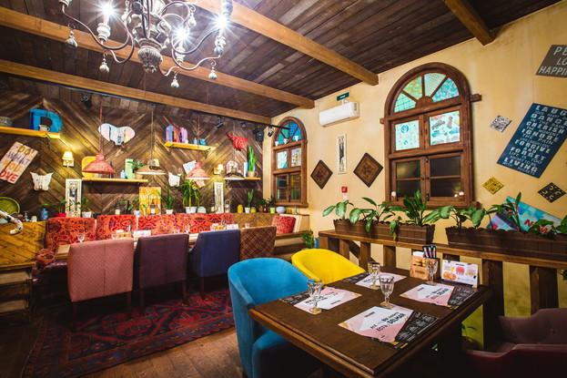 ресторан «Del Mar», Санкт-Петербург