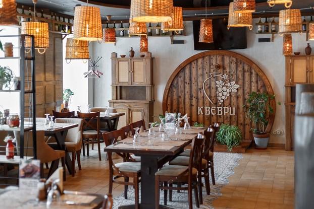 ресторан «Квеври», Санкт-Петербург
