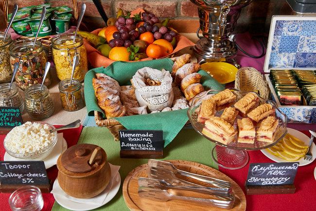 La Familia: Щедрые завтраки