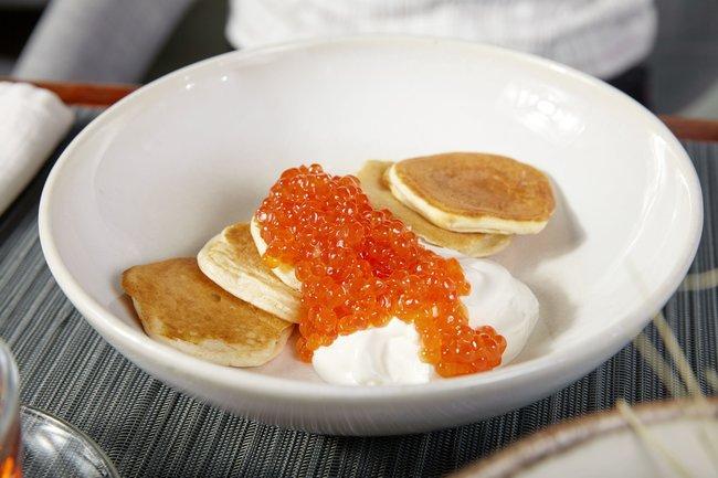 Terrassa: Завтраки с видом на Казанский