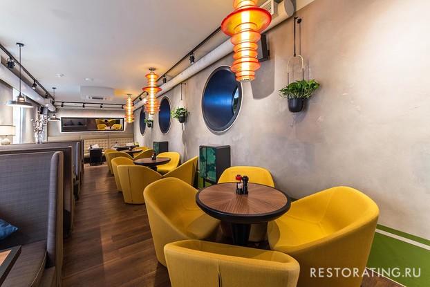 ресторан «MA», Санкт-Петербург