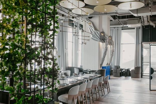ресторан «Полет», Санкт-Петербург