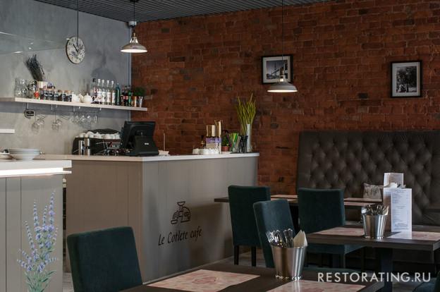 кафе «Le Cotlete Café», Санкт-Петербург