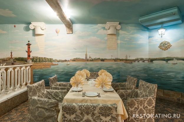 ресторан «У Горчакова», Санкт-Петербург