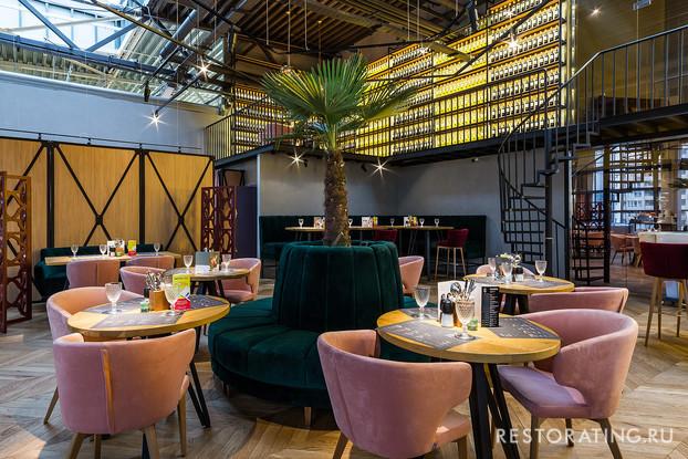 ресторан «Коза Дереза Три», Санкт-Петербург