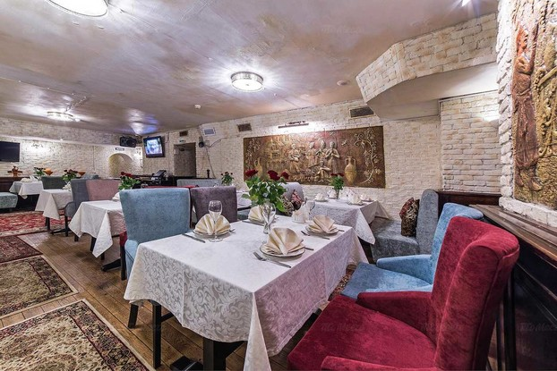 ресторан «Тамар», Санкт-Петербург