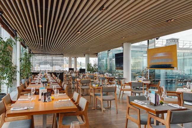 Мансарда: 2 шеф-повара и черноморские морепродукты