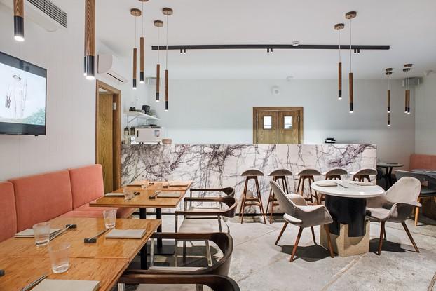 кафе «Snetki bar & izikaya», Санкт-Петербург