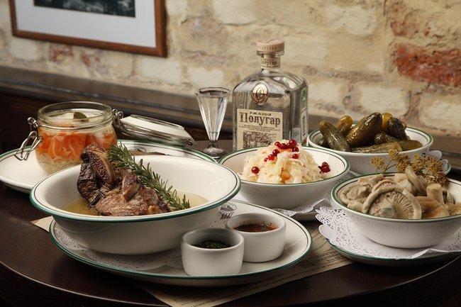 Stroganoff Steak House: Похмельная неделя