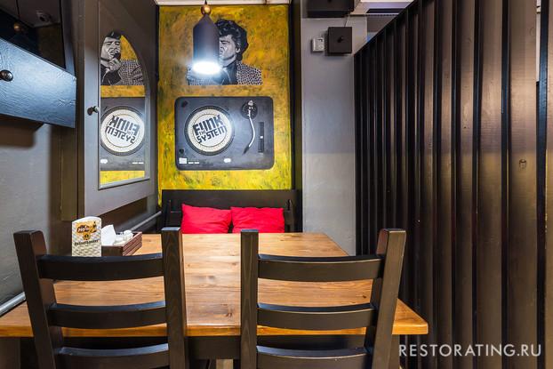 ресторан «Диего жжет», Санкт-Петербург