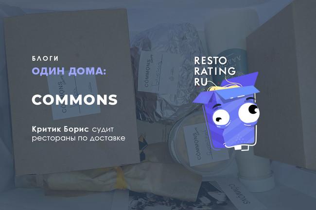 Один Дома: доставка Commons