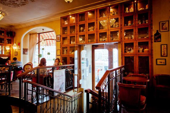 Du Nord 1834 кондитерская: Открытие ресторана