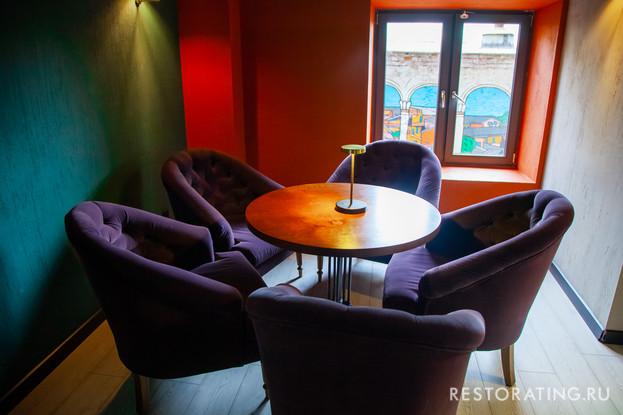 ресторан «Pio al Porto», Санкт-Петербург
