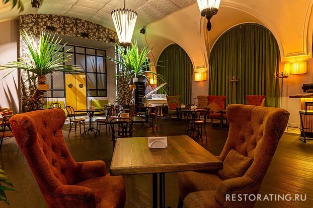 ресторан «ЛенРест», Санкт-Петербург