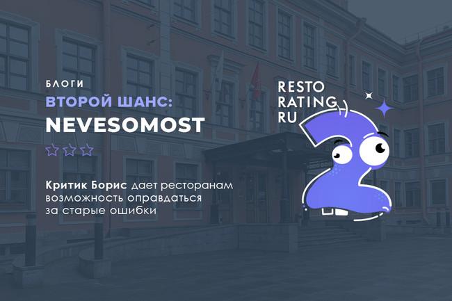 Второй шанс Критика Бориса: Nevesomost