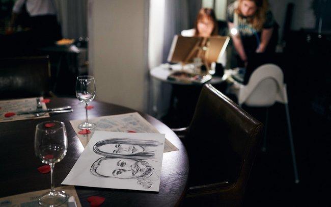 Stroganoff Bar & Grill: Романтический вечер