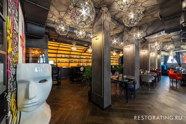 ресторан «ArtGallery», Санкт-Петербург
