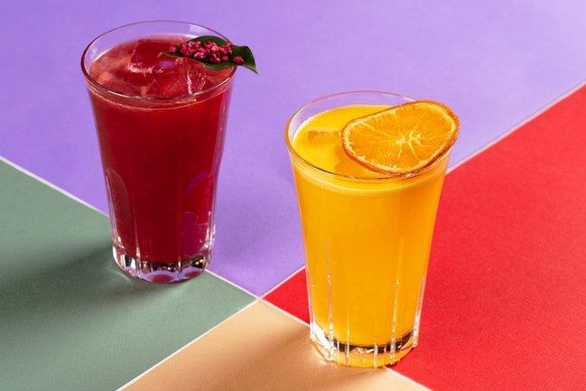Гранд кофемания: Весенние напитки