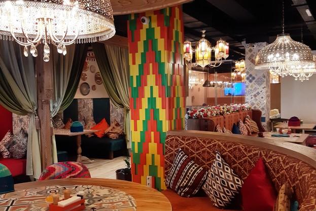 ресторан «Navat», Санкт-Петербург
