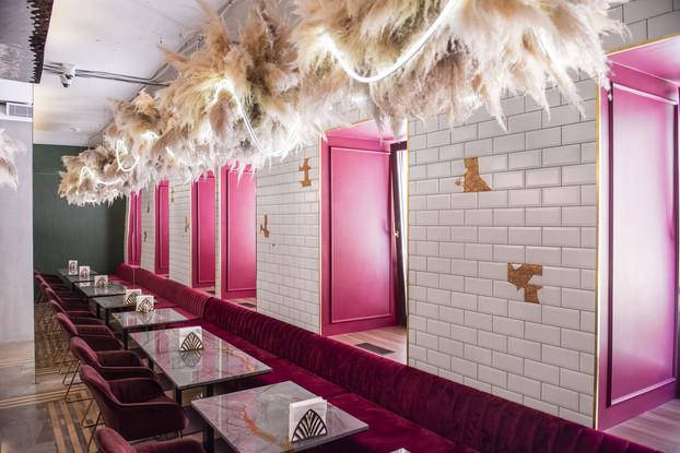 ресторан «VelVet», Санкт-Петербург