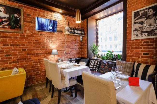 Il Milanese: Топ итальянских ресторанов